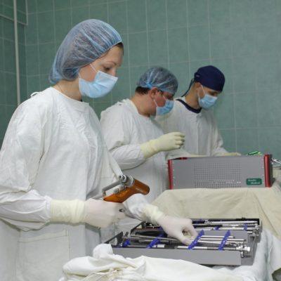 Стационар кратковременного пребывания травматологического профиля (хирургия кисти)