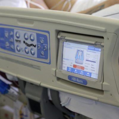 Отделение анестезиологии-реанимации с палатами реанимации и интенсивной терапии для акушерско-гинекологических больных
