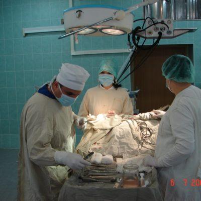 Отделение челюстно-лицевой хирургии