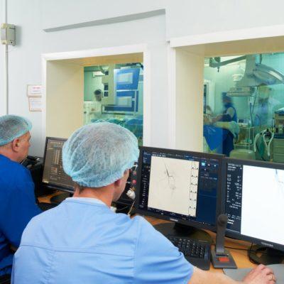 Отделение по рентгенэндоваскулярным диагностике и лечению