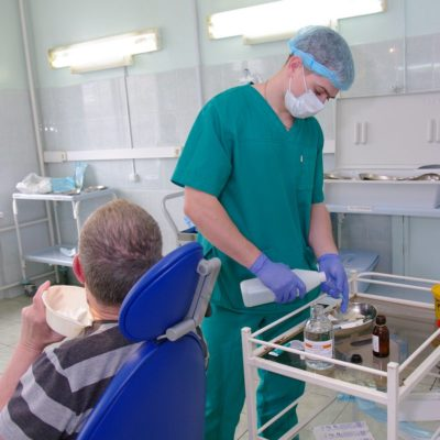 Отделение гнойной челюстно-лицевой хирургии