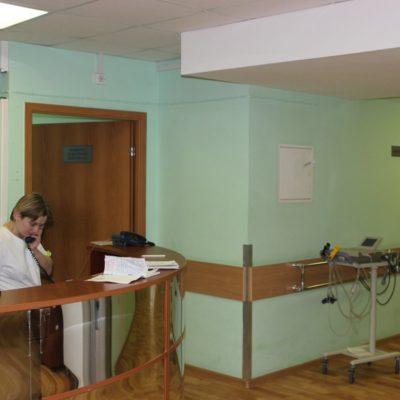 Кардиологическое отделение для больных с острым инфарктом миокарда