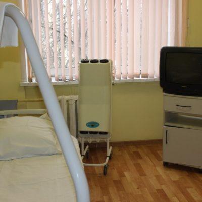Нейрохирургическое отделение для больных с сосудистыми заболеваниями головного мозга