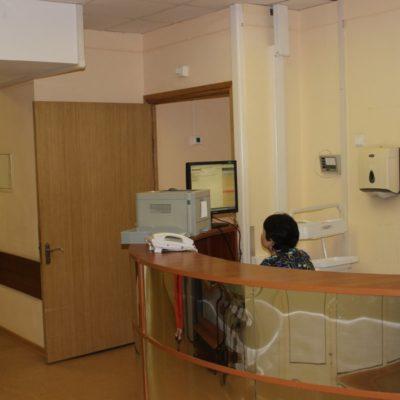 Неврологическое отделение для больных с острыми нарушениями мозгового кровообращения