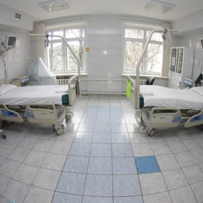 Отделение реанимации и интенсивной терапии для больных с острым инфарктом миокарда